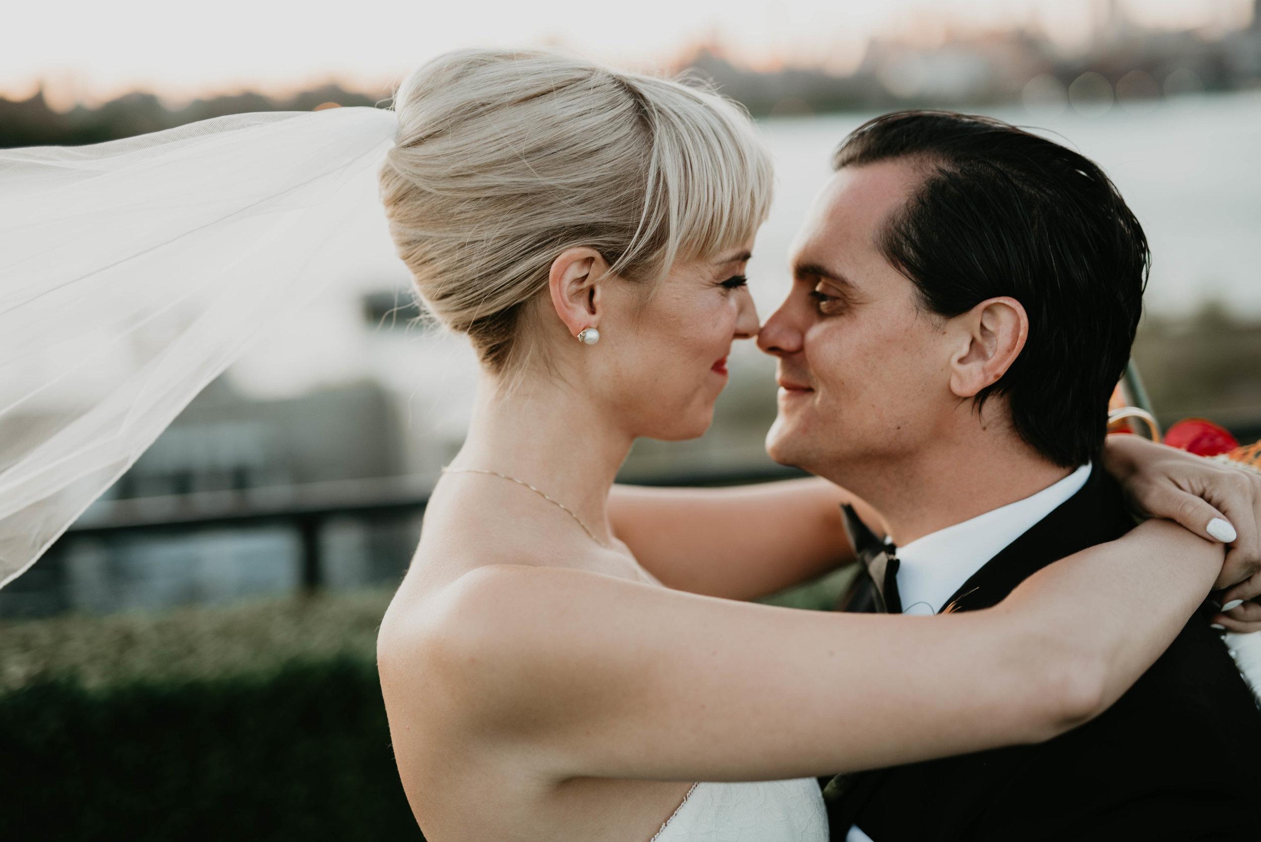 W Loft Brooklyn Wedding