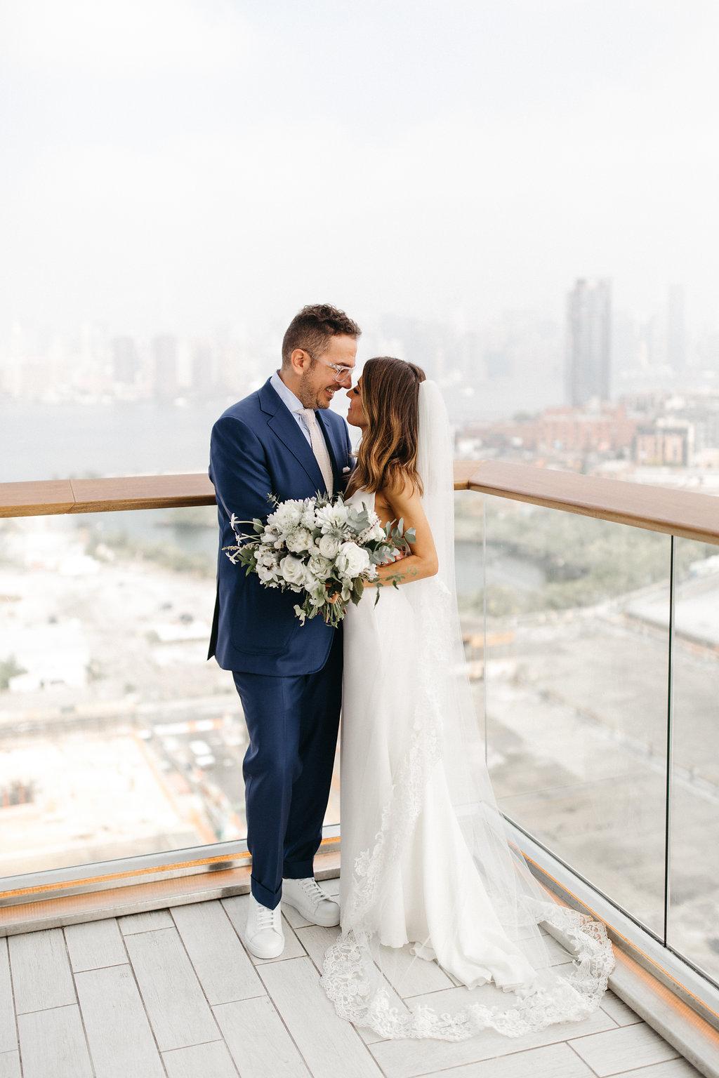 Aurora Brooklyn Wedding