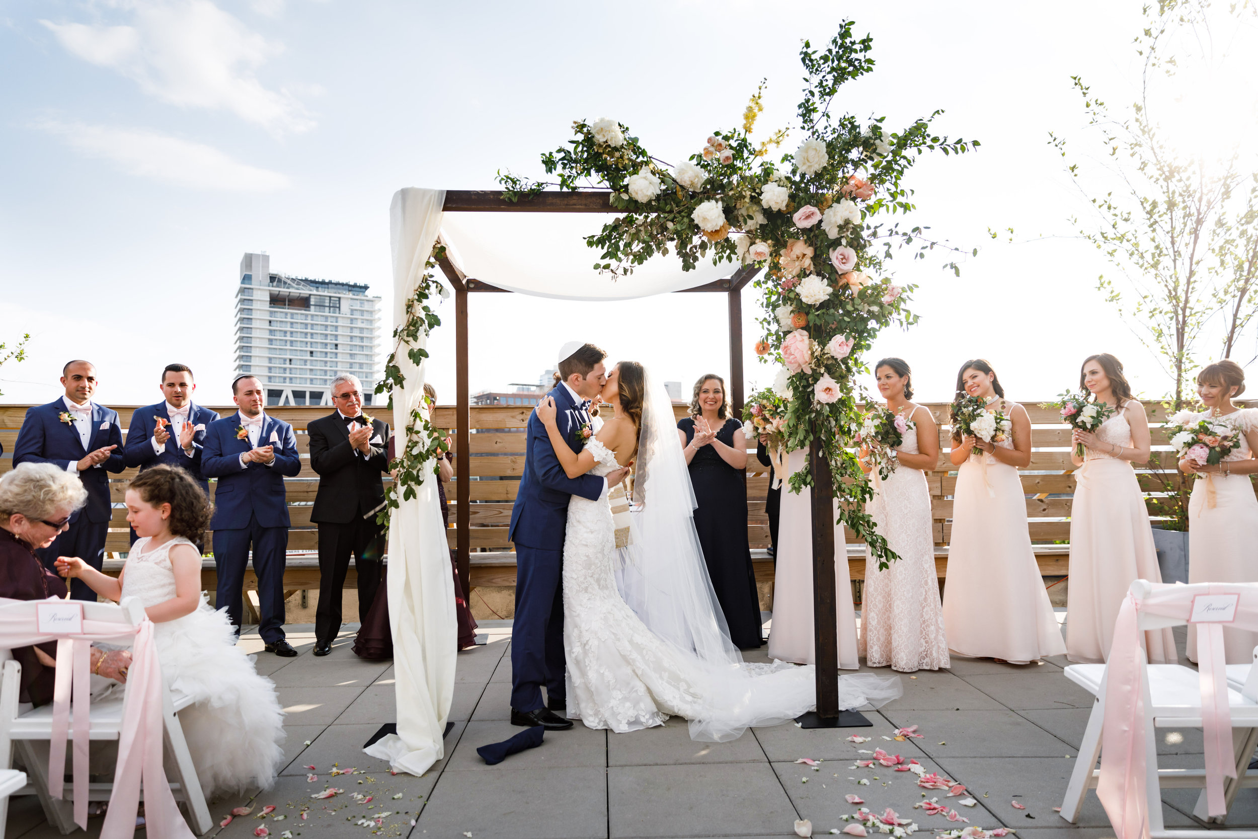 Dobbin St Wedding