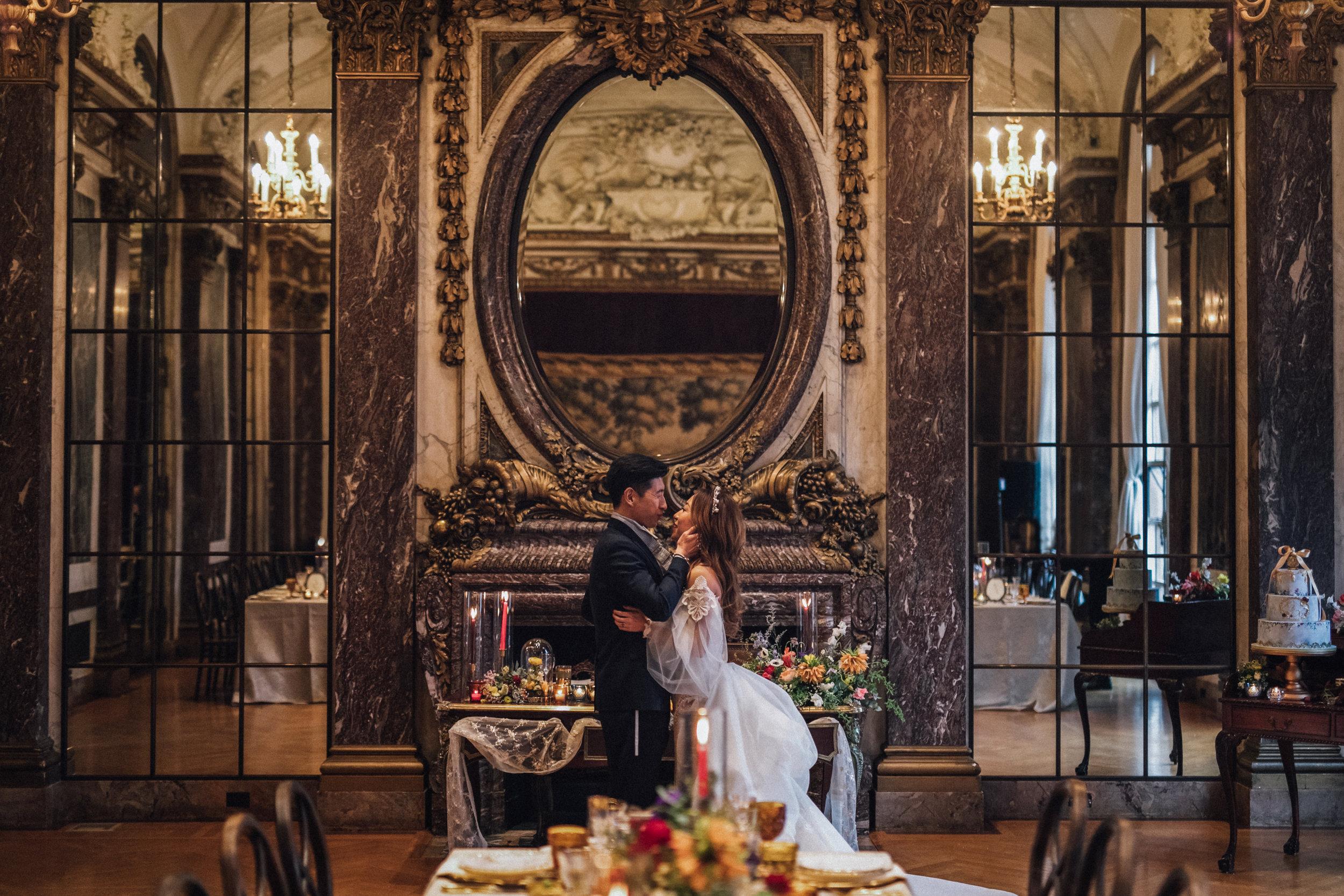 James Burden Mansion Wedding