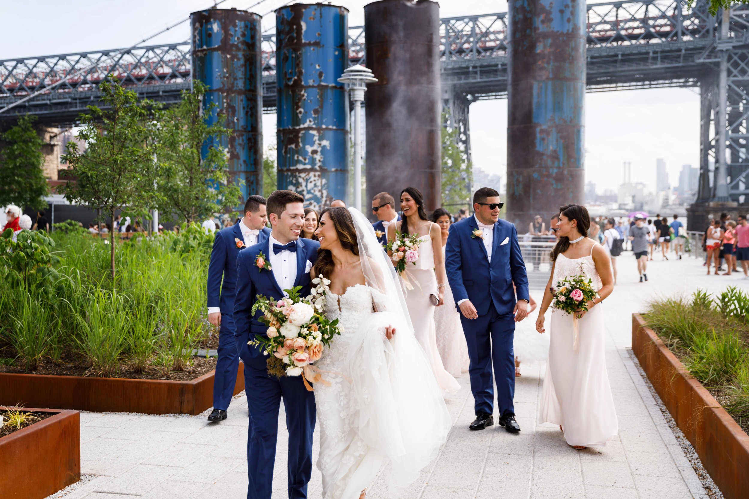 Dobbin St Brooklyn Wedding