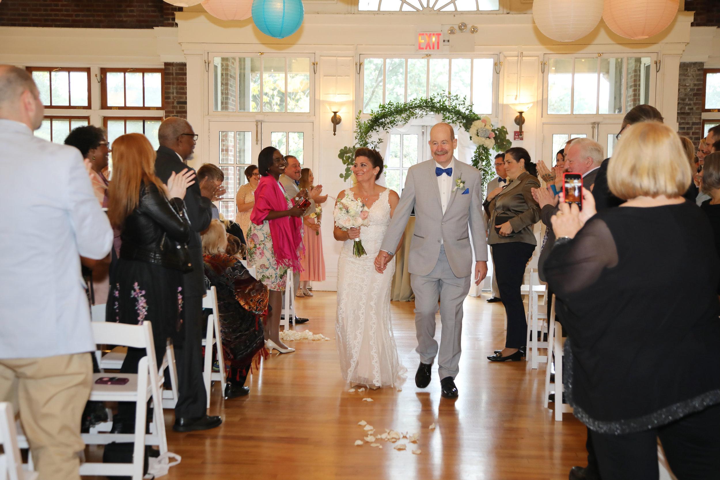 Prospect Park Picnic House Brooklyn Wedding
