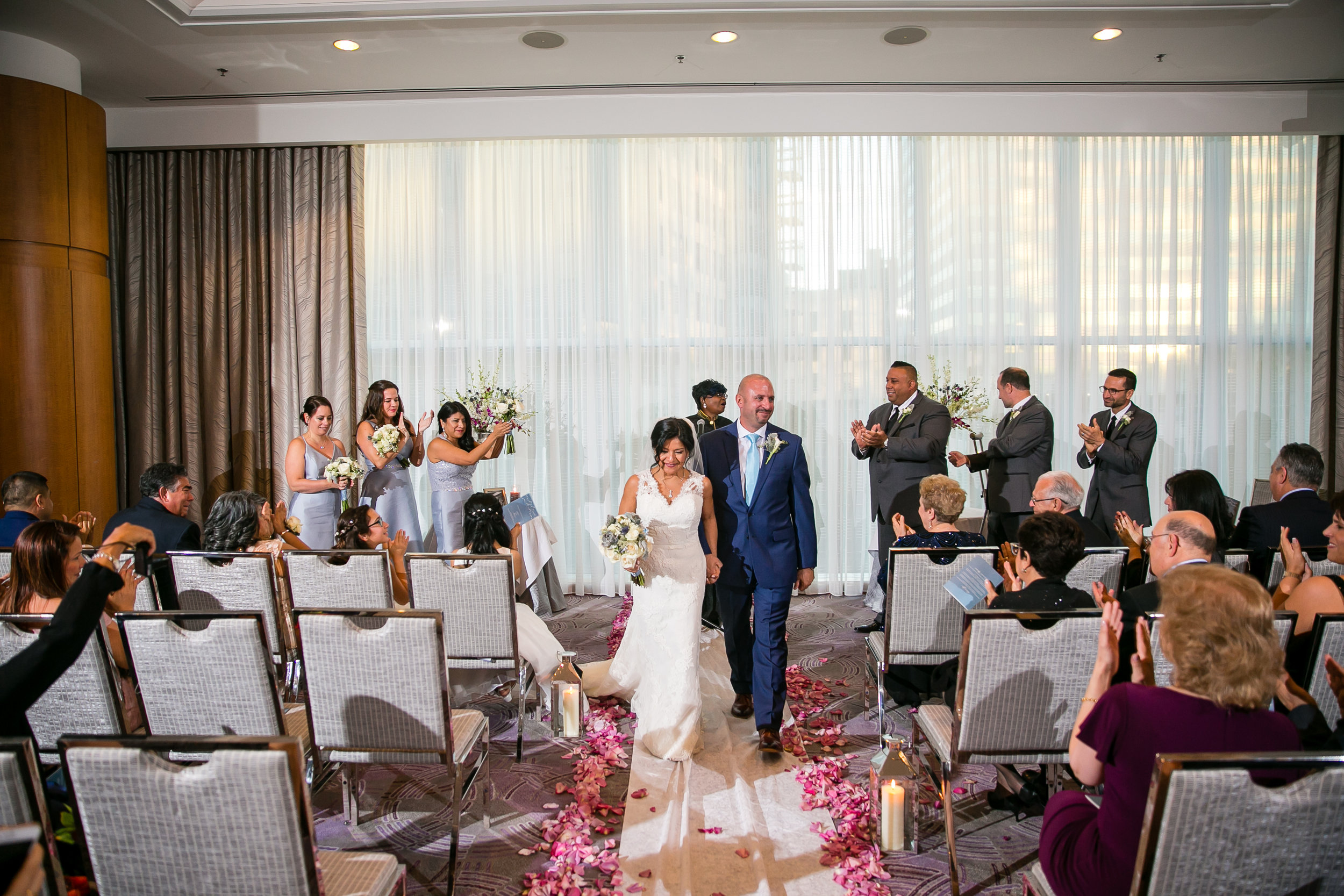Ritz Carlton Westchester Wedding