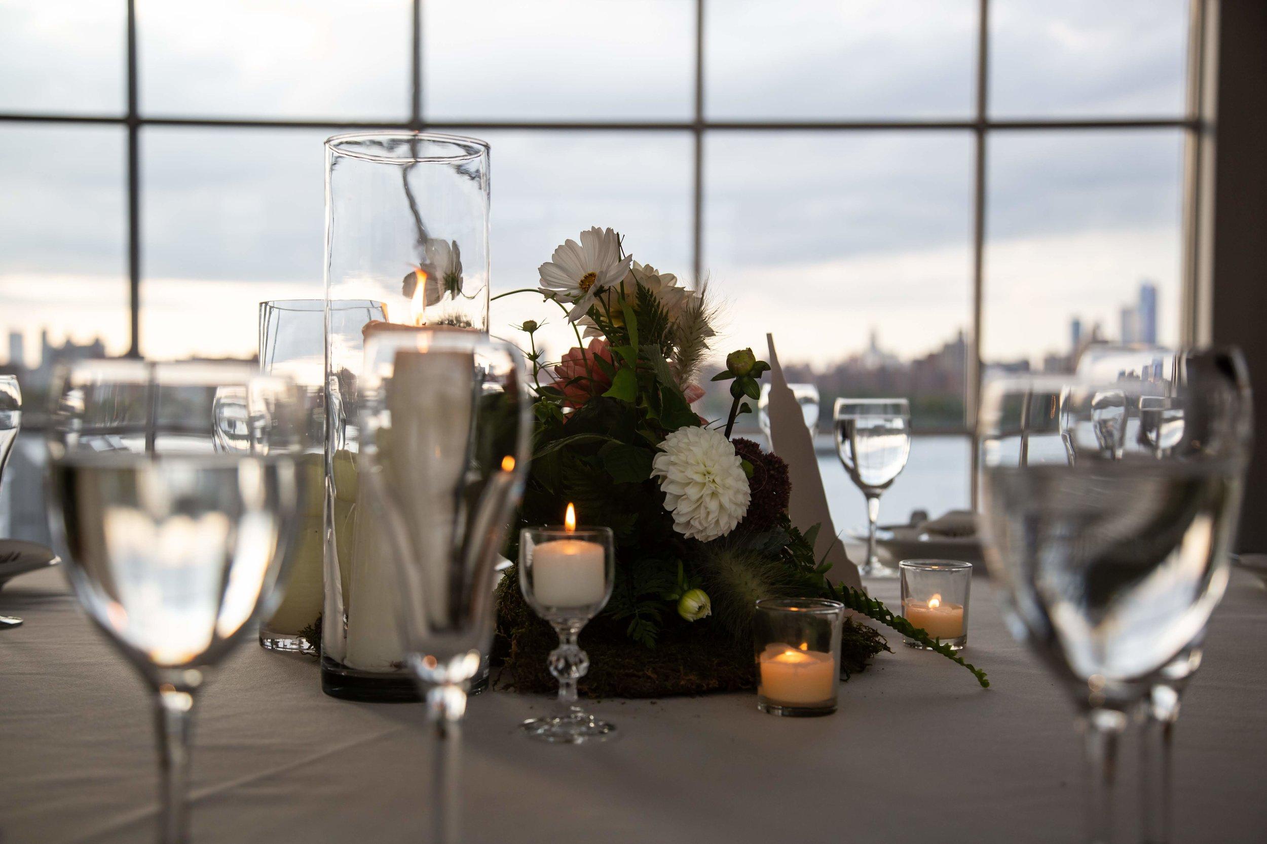 W Loft Rooftop BK Venues Fall Wedding