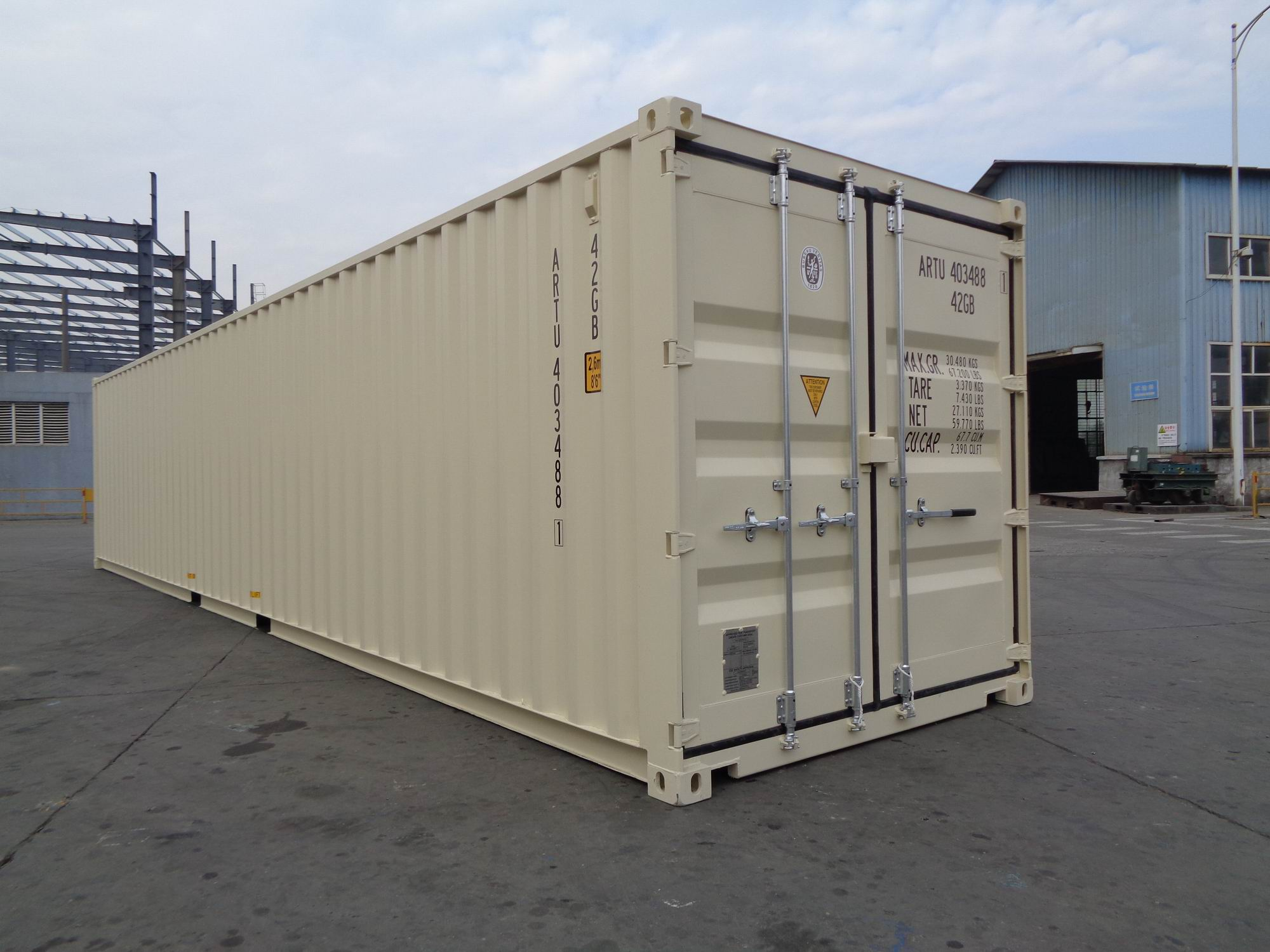 CONTAINER OUTLET - 888-777-8118WE SELL NATIONWIDE