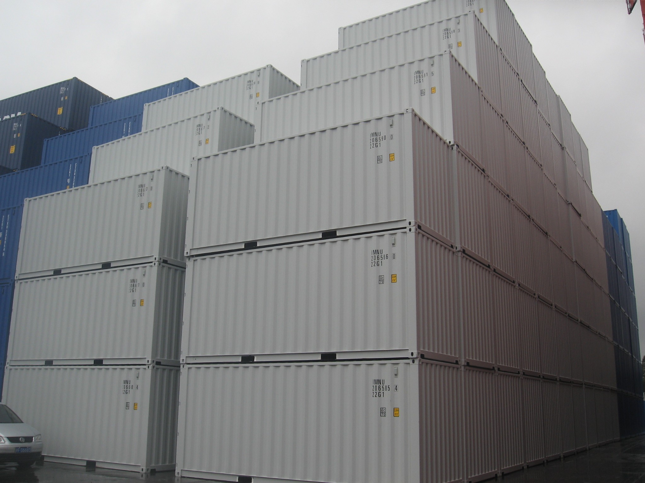New Containers -