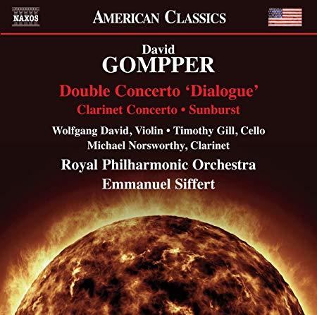 Gompper Clarinet Concerto