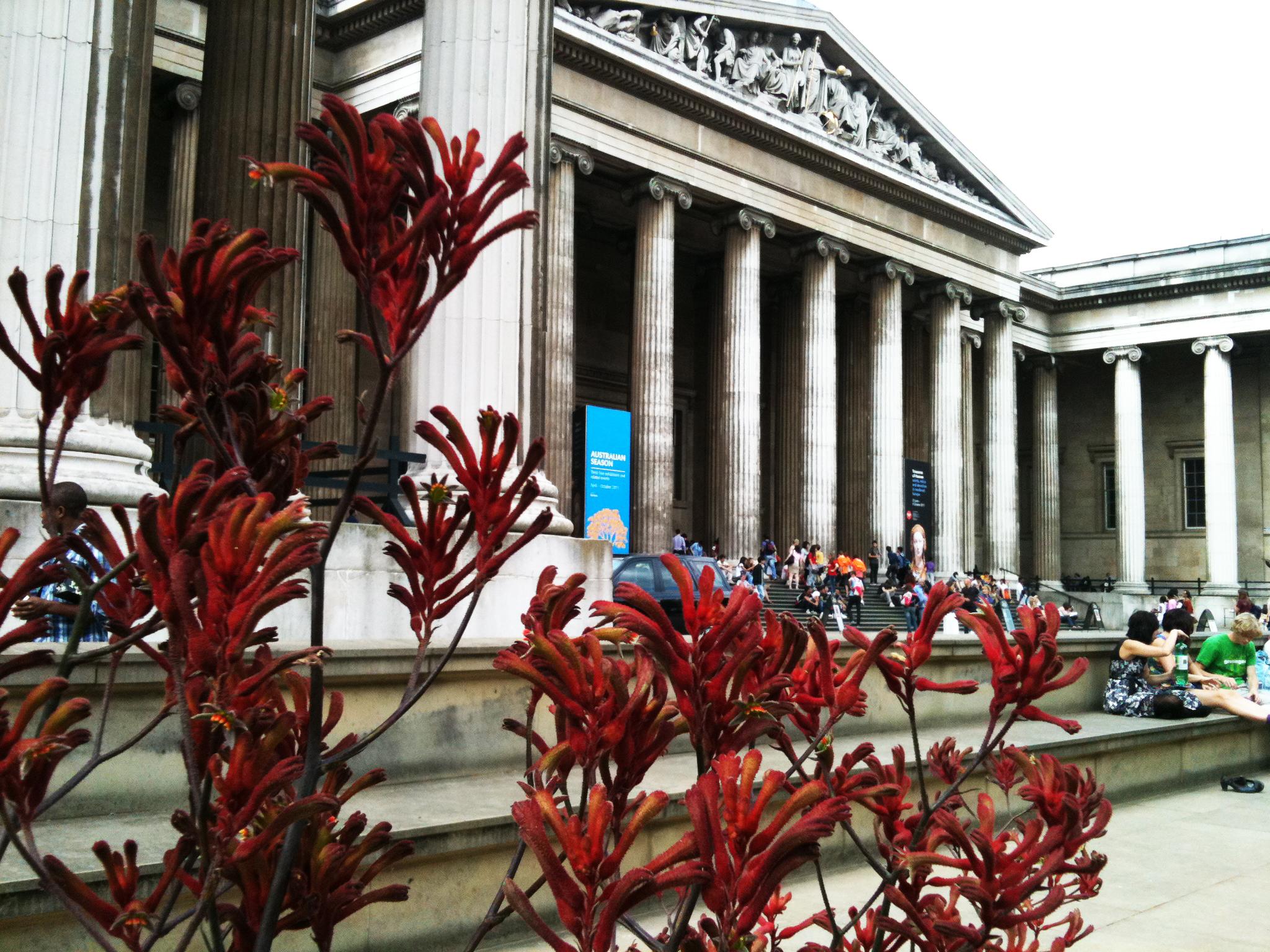 British Museum Australian Season