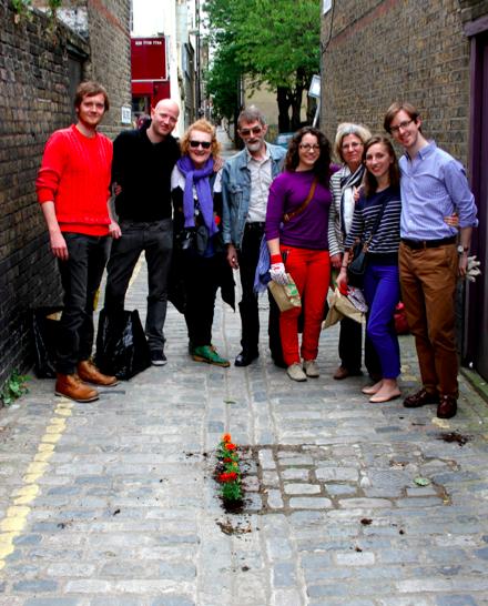 pothole garden steve wheen Eastern Fringe Chelsea Finge Festival 2012