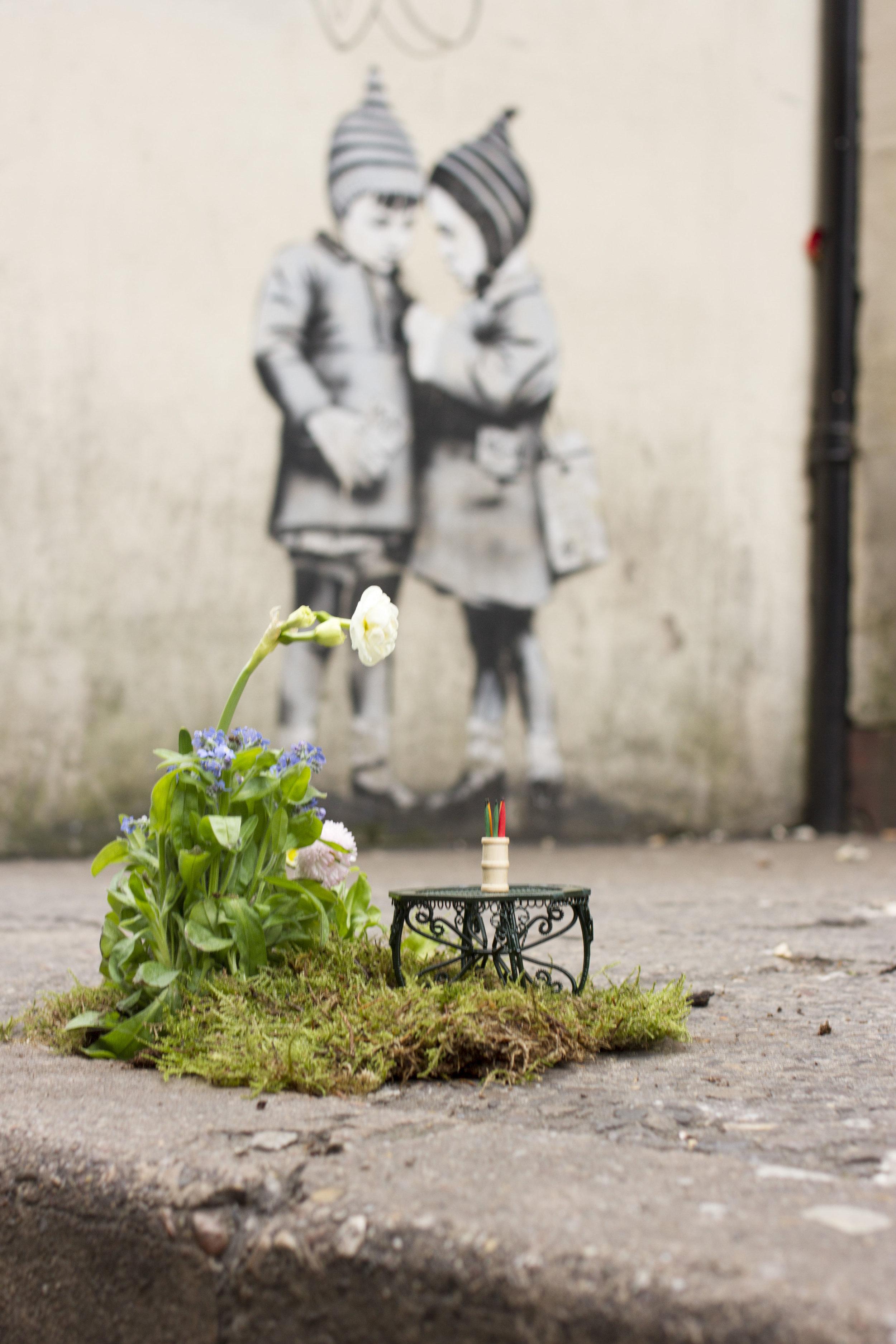 Pothole Gardener in Bristol