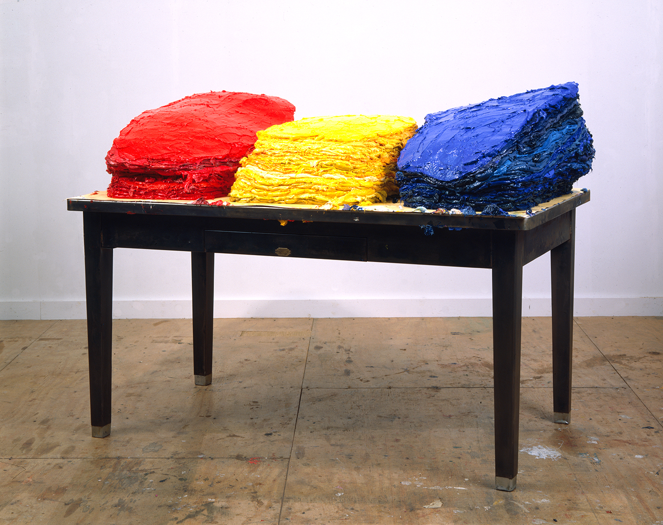 'Who's Afraid of Red, Yellow and Blue' #2 (for Barnett)