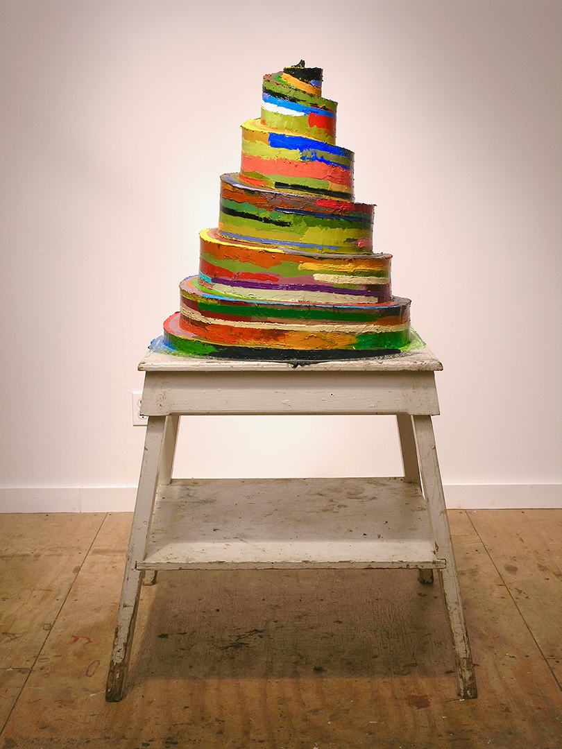 'Attempt to Babel' #4
