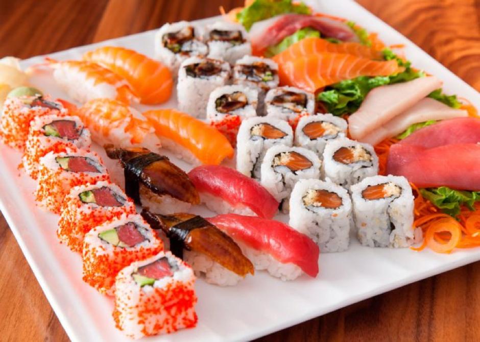 sushi weight gain indianfashionblogger