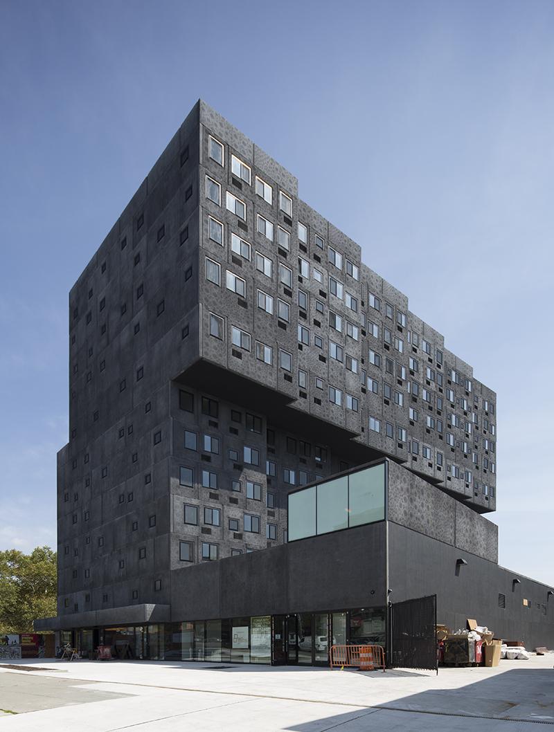 Adjaye Associates ; Sugar Hill Project ; New York, 2014