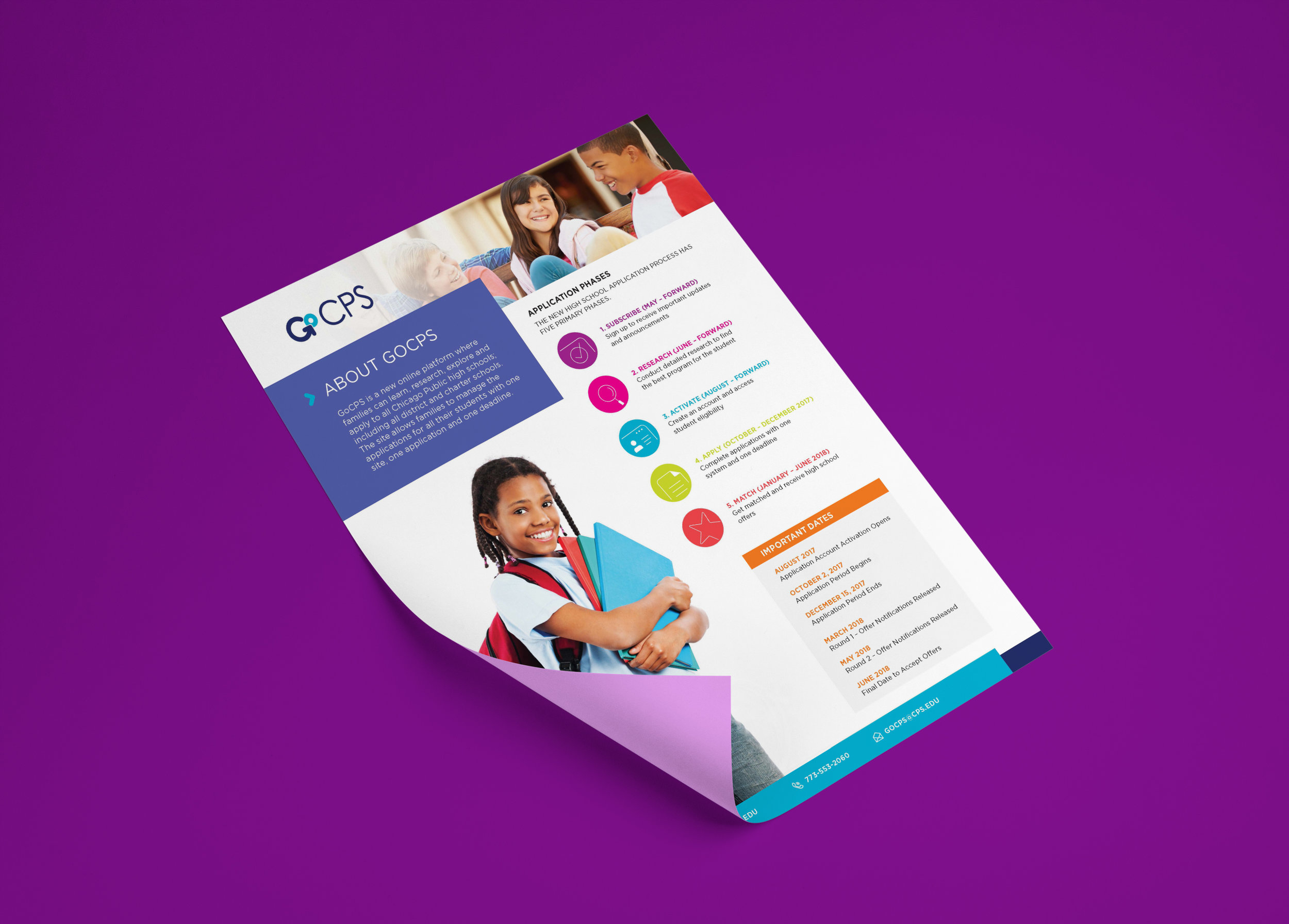 About GoCPS One Pager