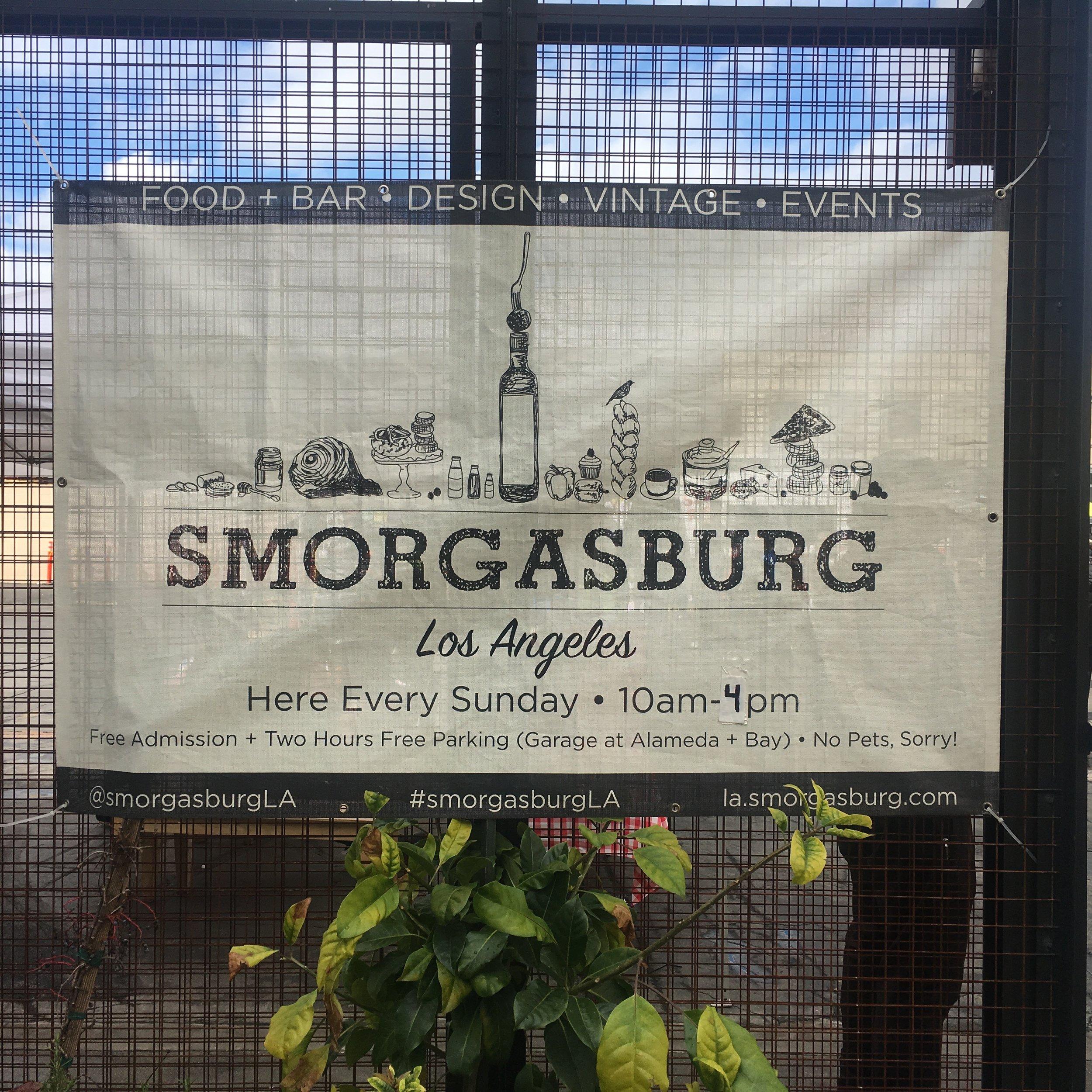 Smorgasburg Los Angeles