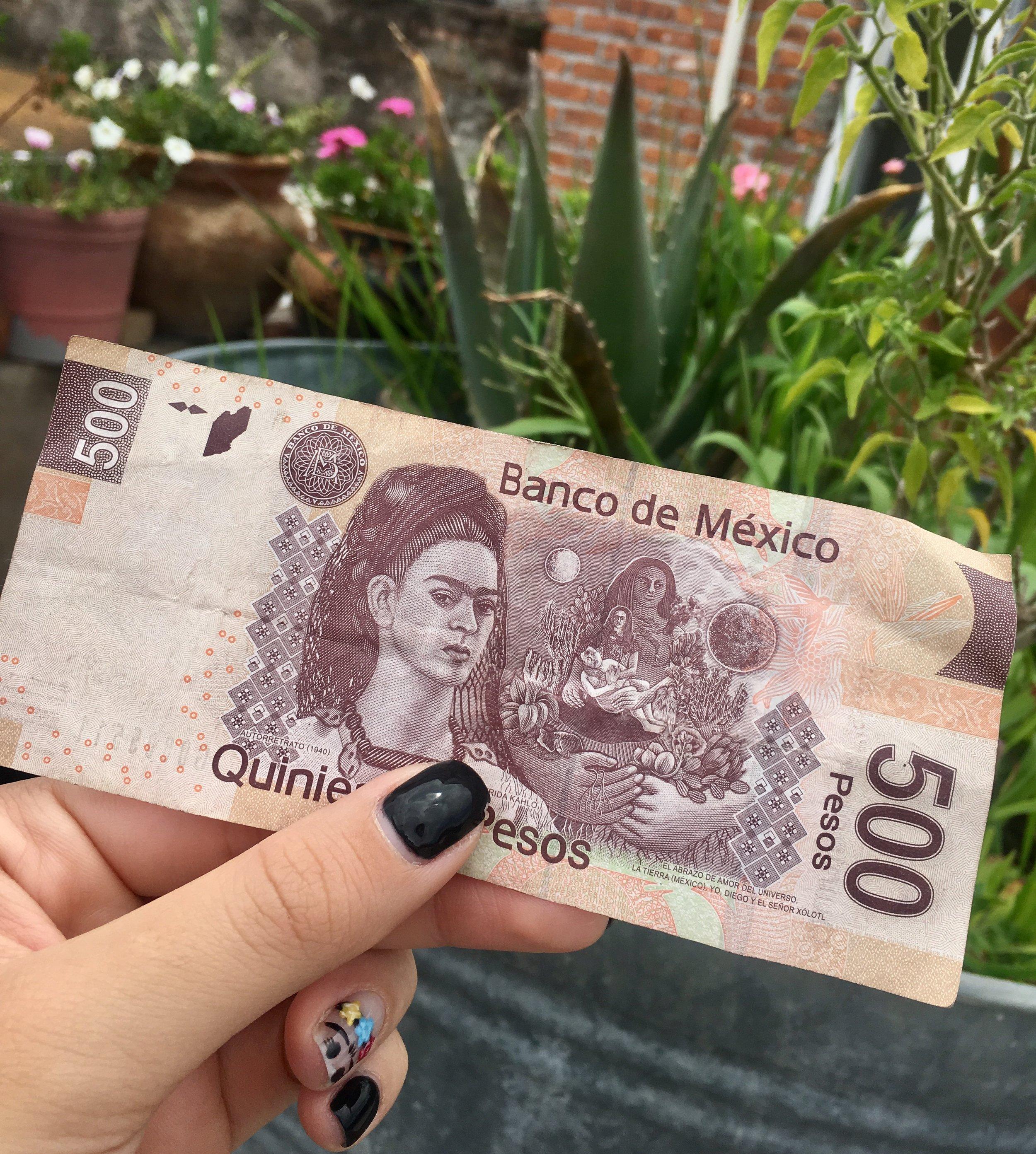 Mexican Icon. #FRIDAKAHLO