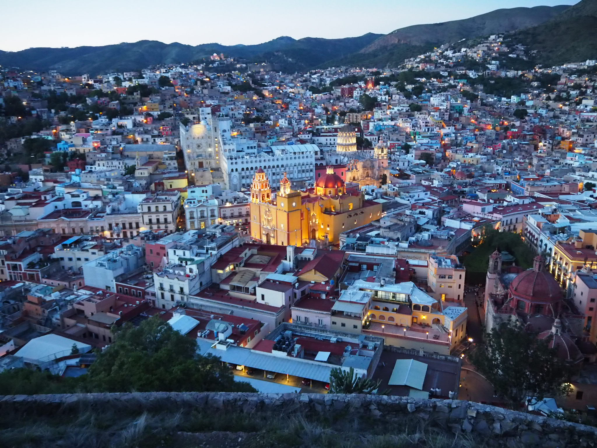 La Pipila Guanajuato Mexico.