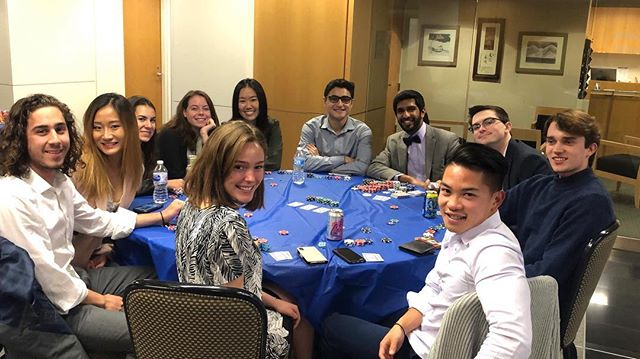 Cards 4 Humanity was a major success! We all had so much fun playing cards to raise money for Thrive DC to help the homeless. Thank you to Maddie and Mac for organizing such a great event!