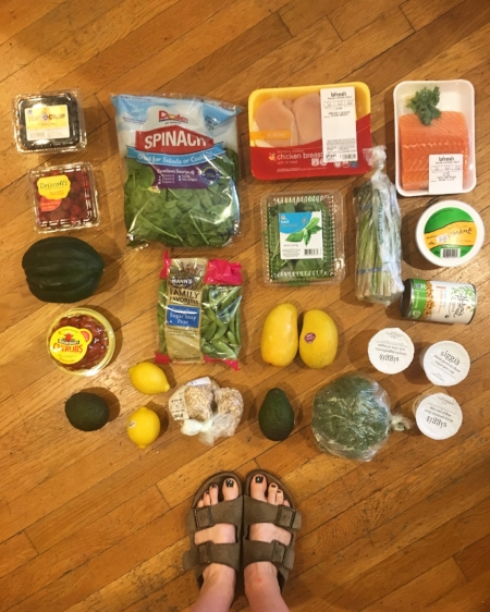 Grocery haul