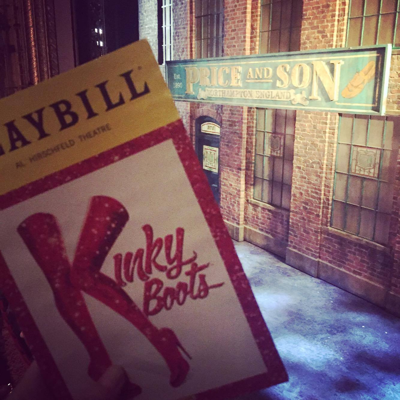 Kinky Boots, with Todrick Hall