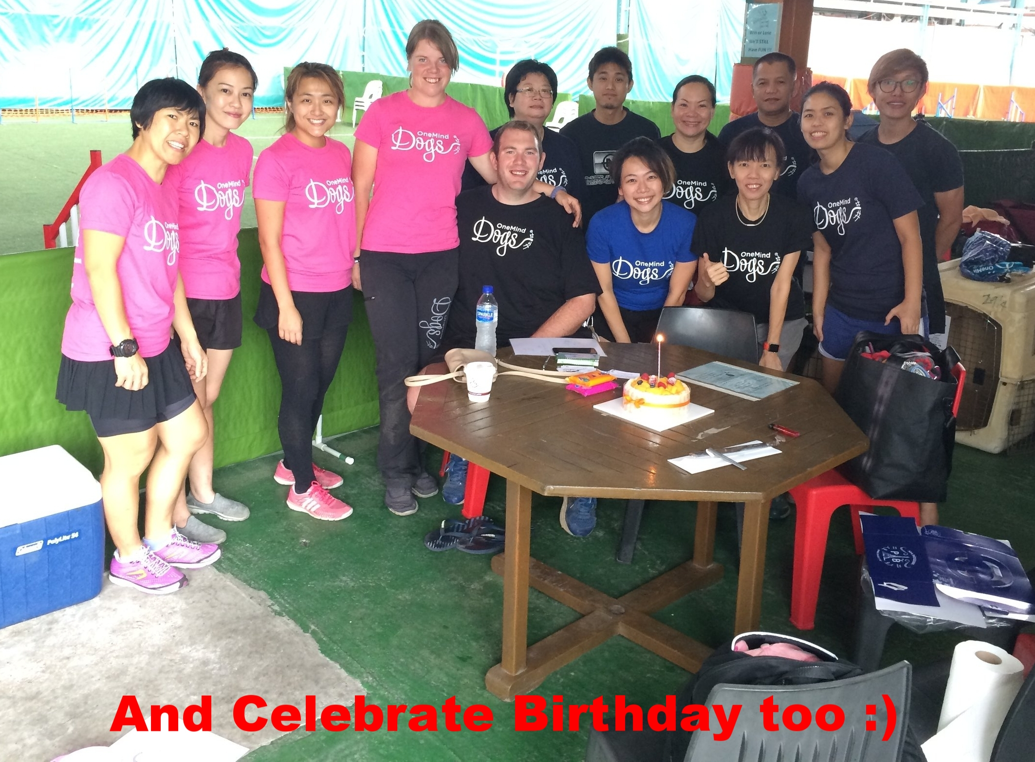 One-Mind Dog Seminar 2017 & BirthDay too!.JPG