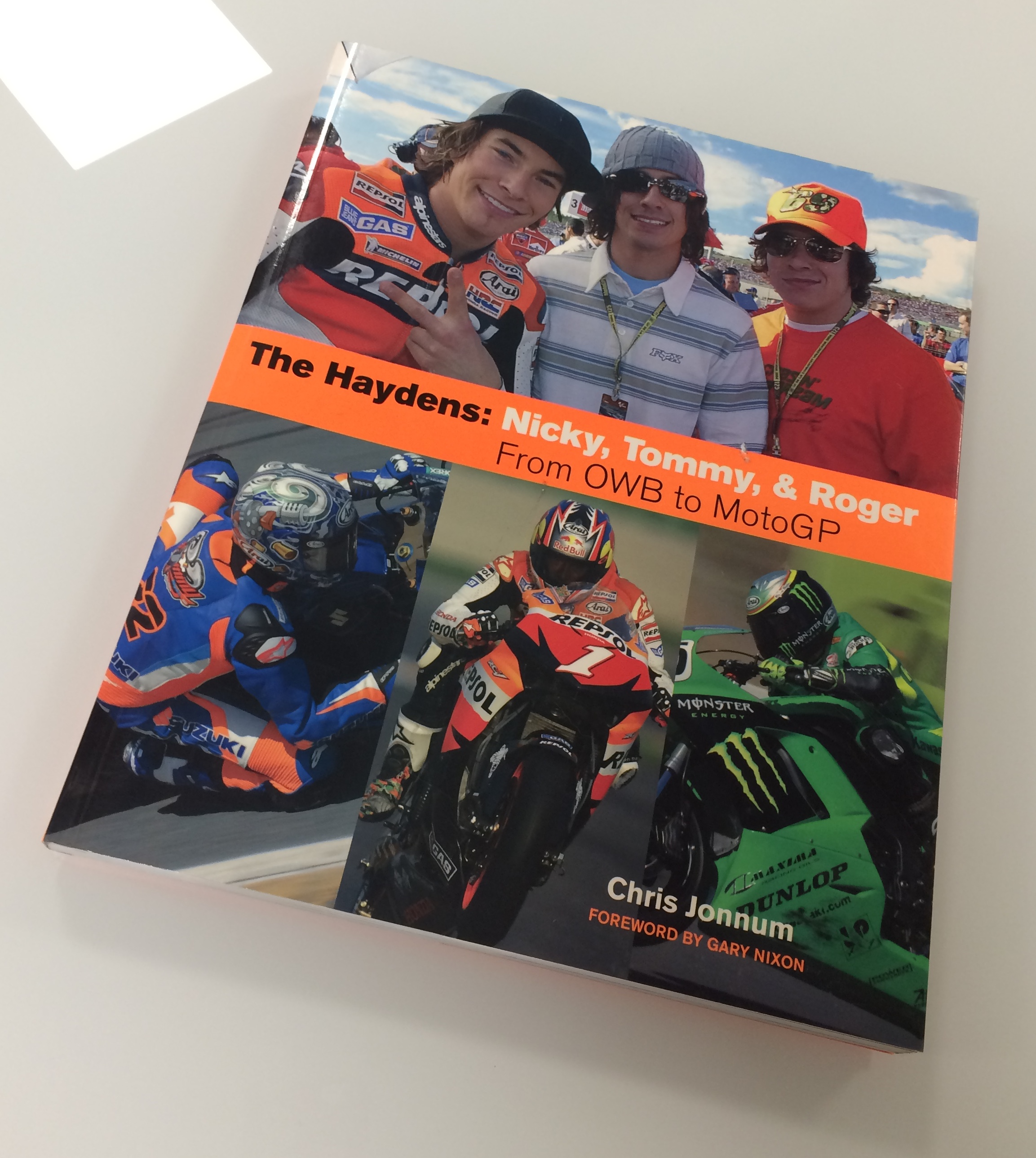 The Haydens: From OWB to MotoGP