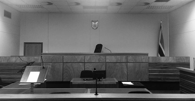 Grey courts, grey mornings.  #capetown  #law #attorney_cpt  #courtroom  #lawyer  #lawyerlife