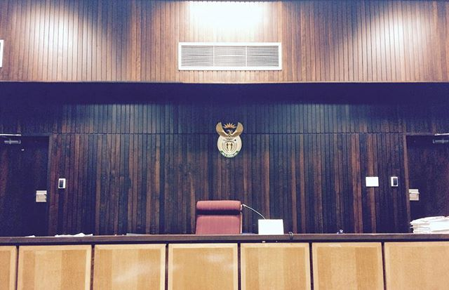 Lawyers love wooden paneling 🏛️ #capetown  #mothercity  #courtroom  #law #attorney_cpt