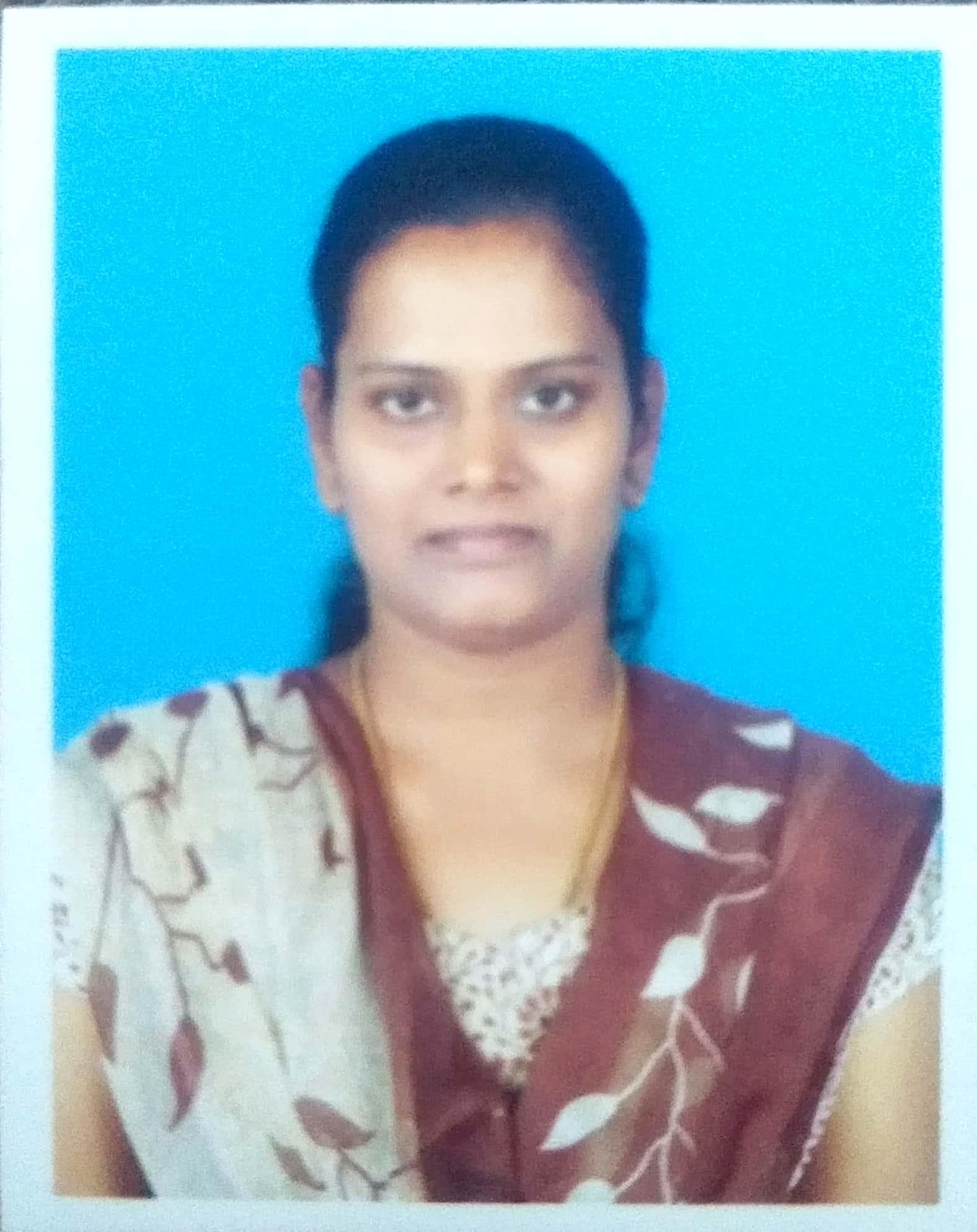 Mrs.Vidhya.G, M.Sc (N)