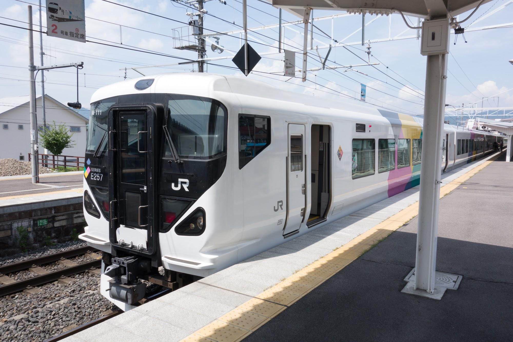 Shiojiri Local Train