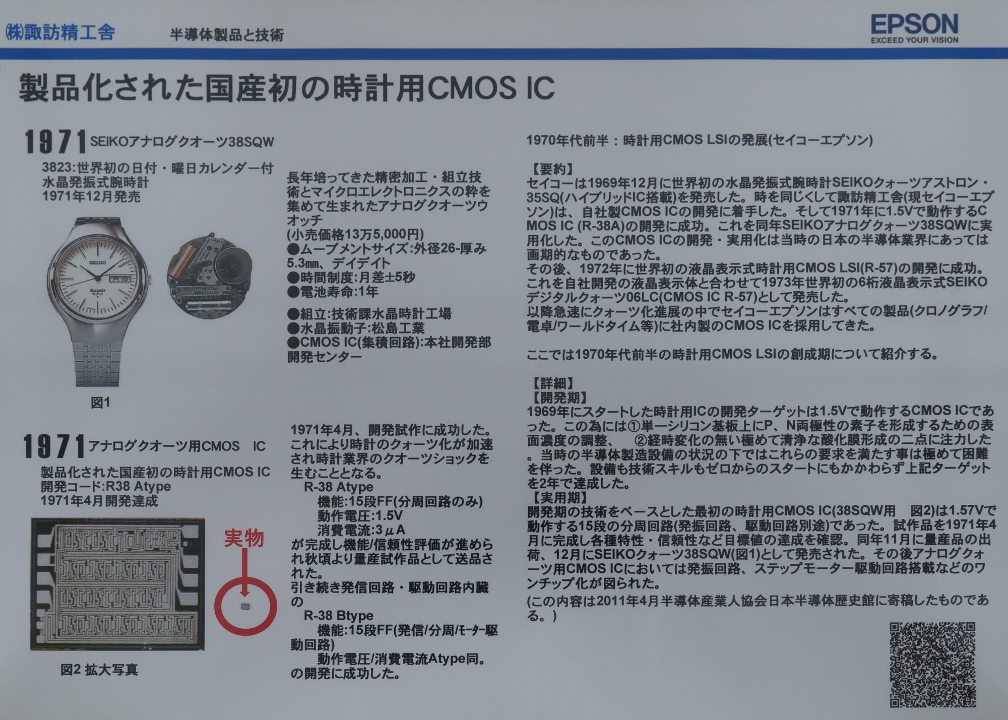CMOS IC