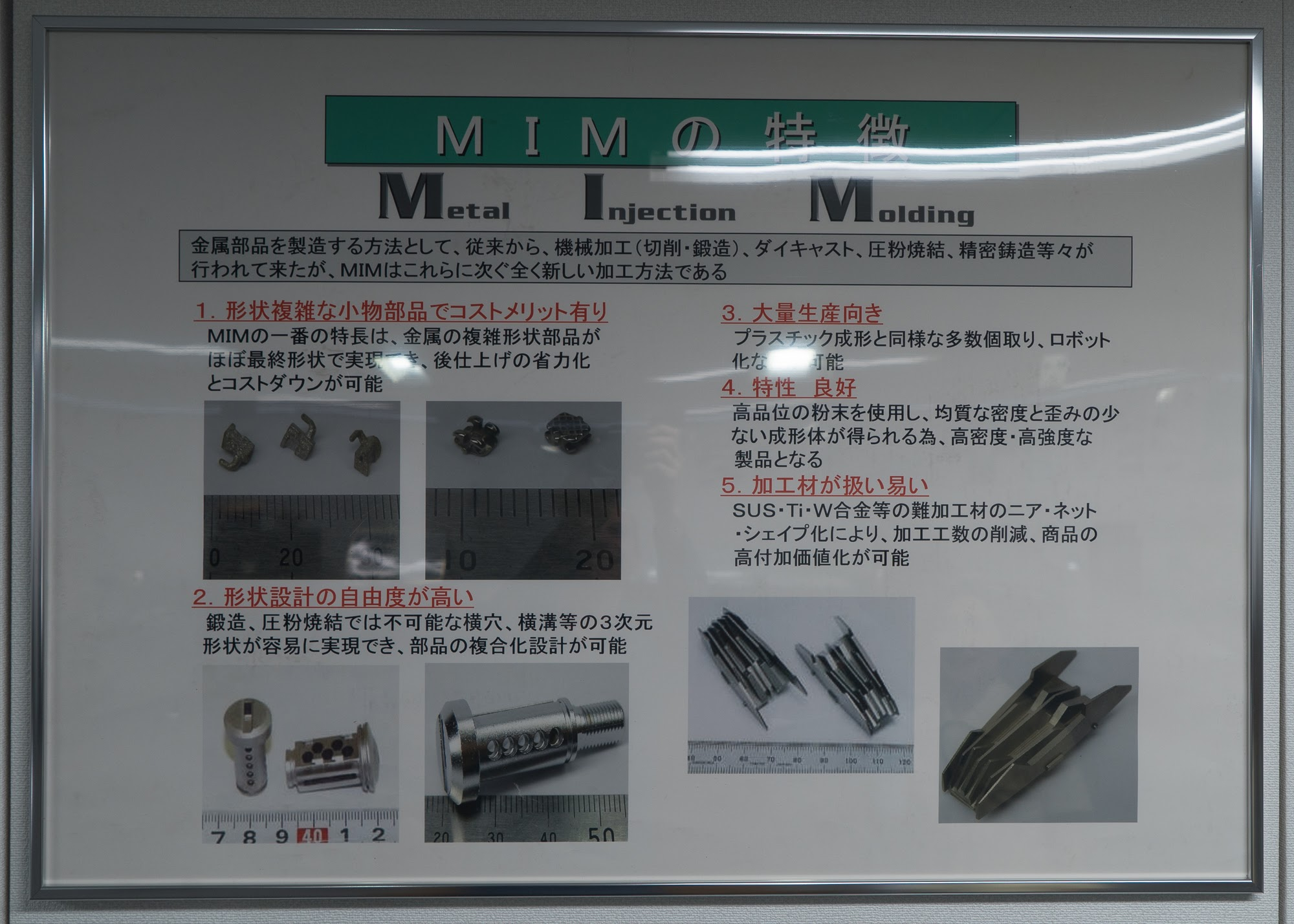 MIM Technology
