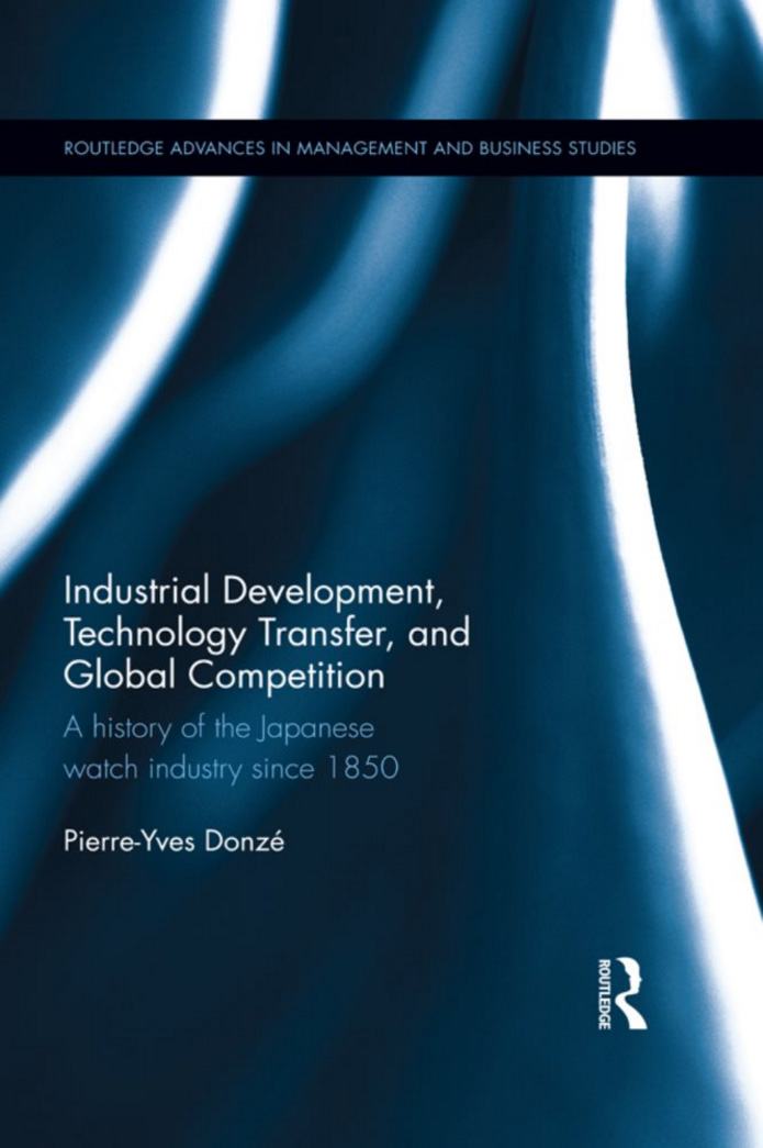 Cover - Industrial Development, Technology Transfer, and Global Competition