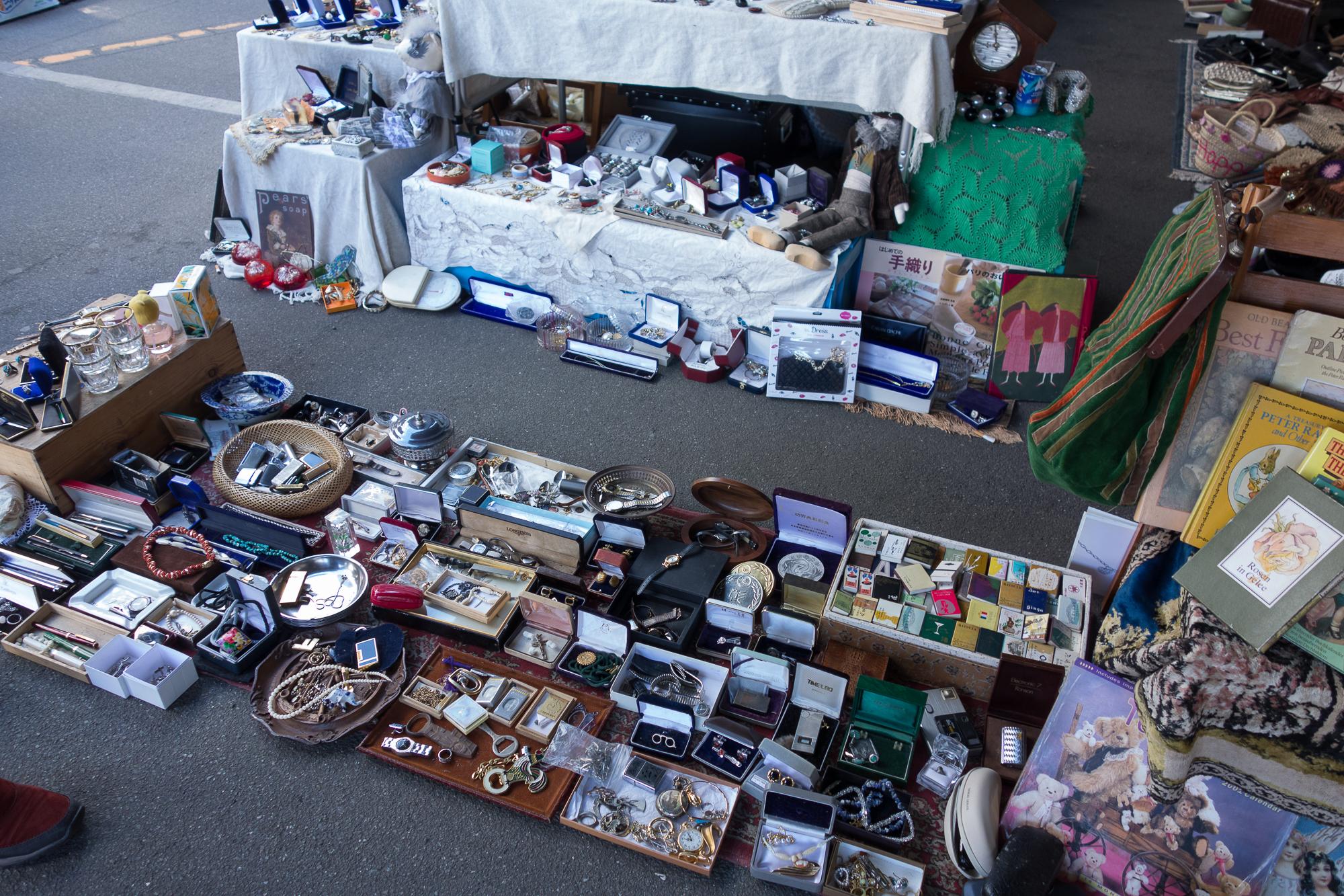 Ohi Flea Market