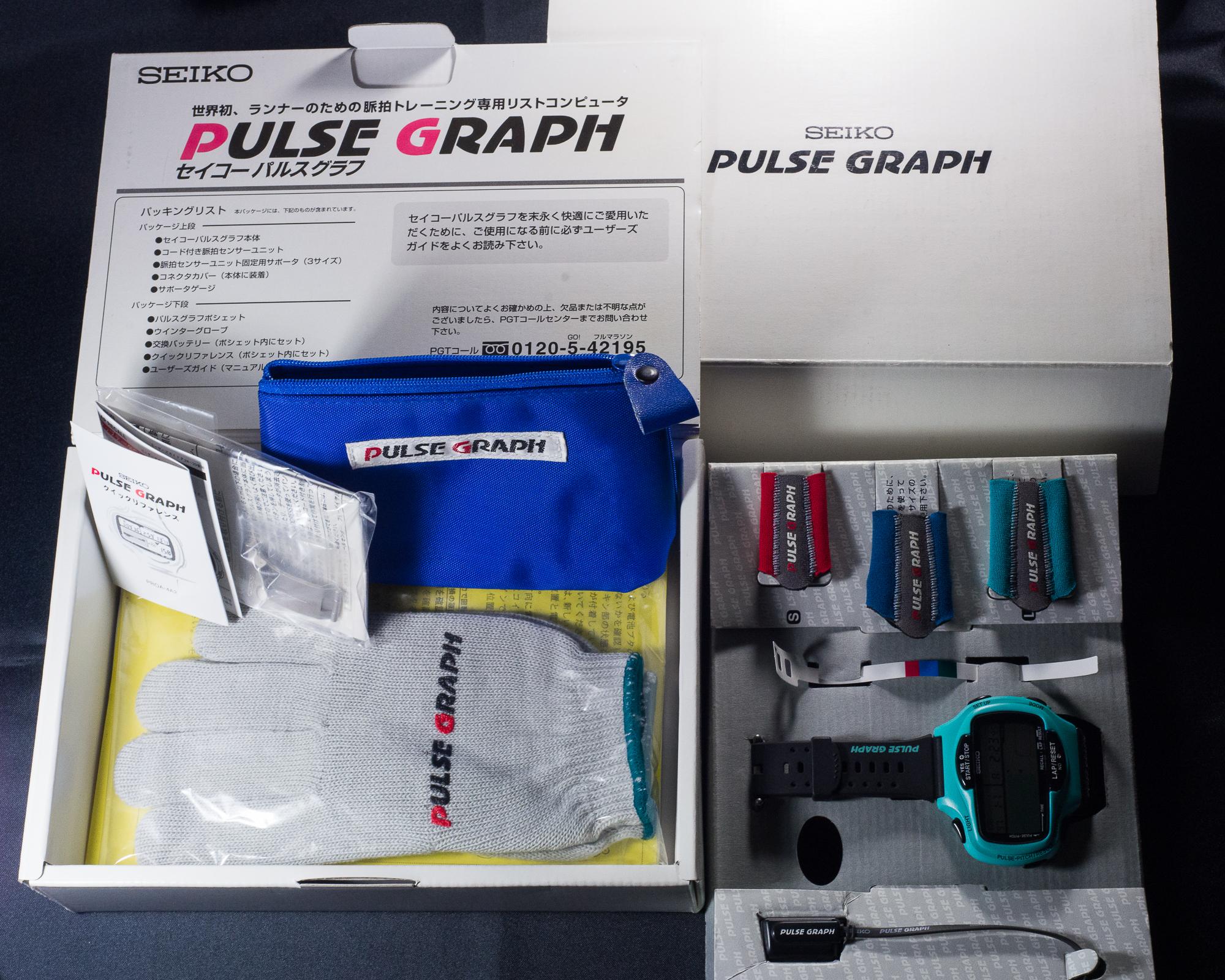 Pulsegraph PROA-4A20