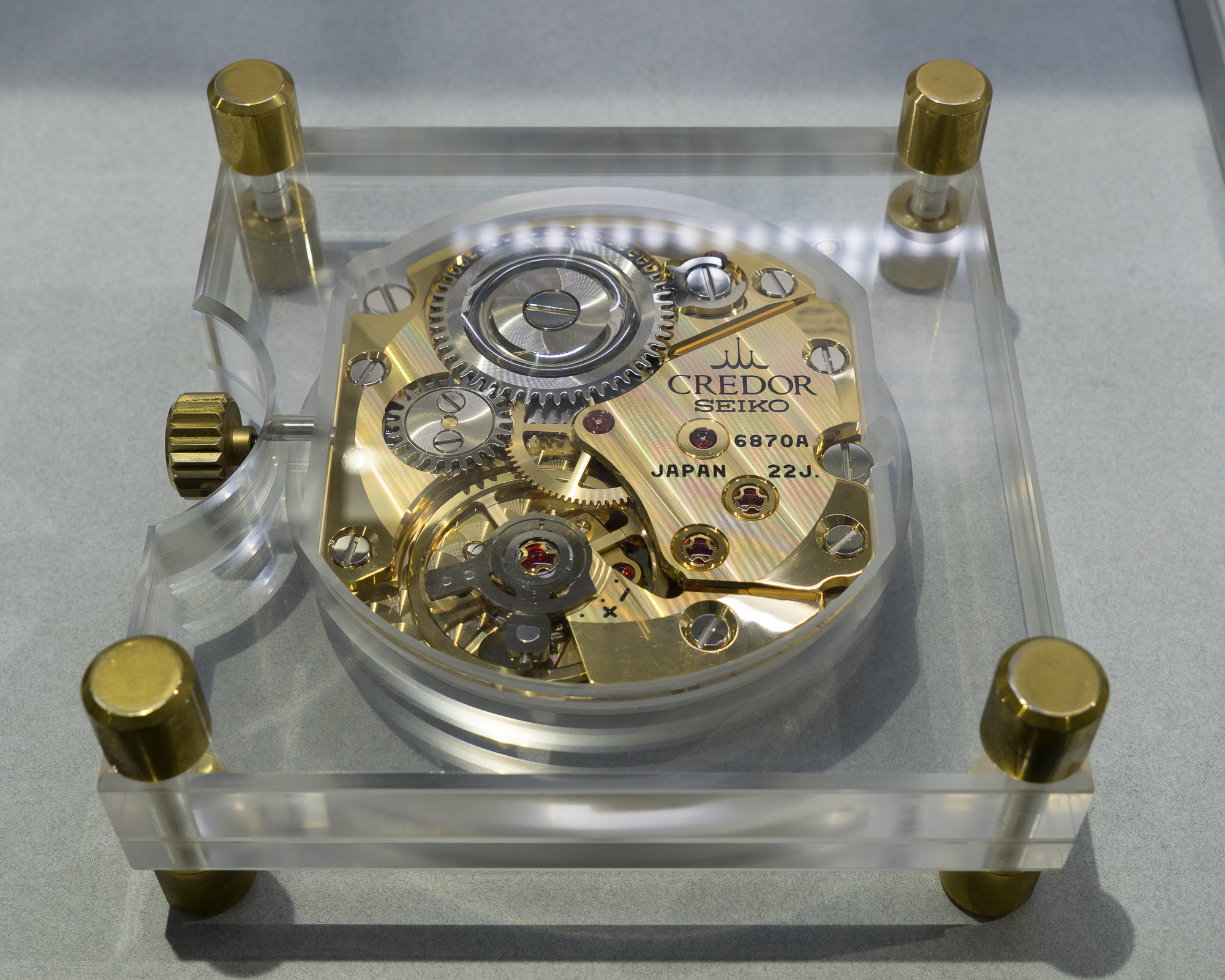 Large 68 Series Movement