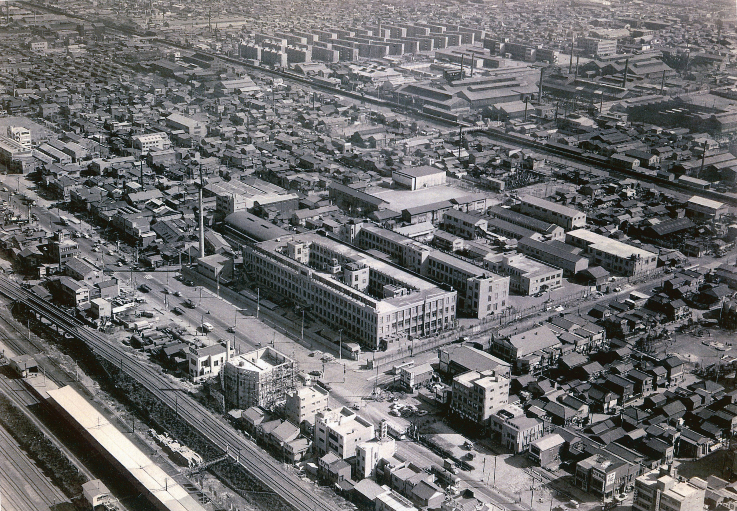 Daini Factory ~1960-1965