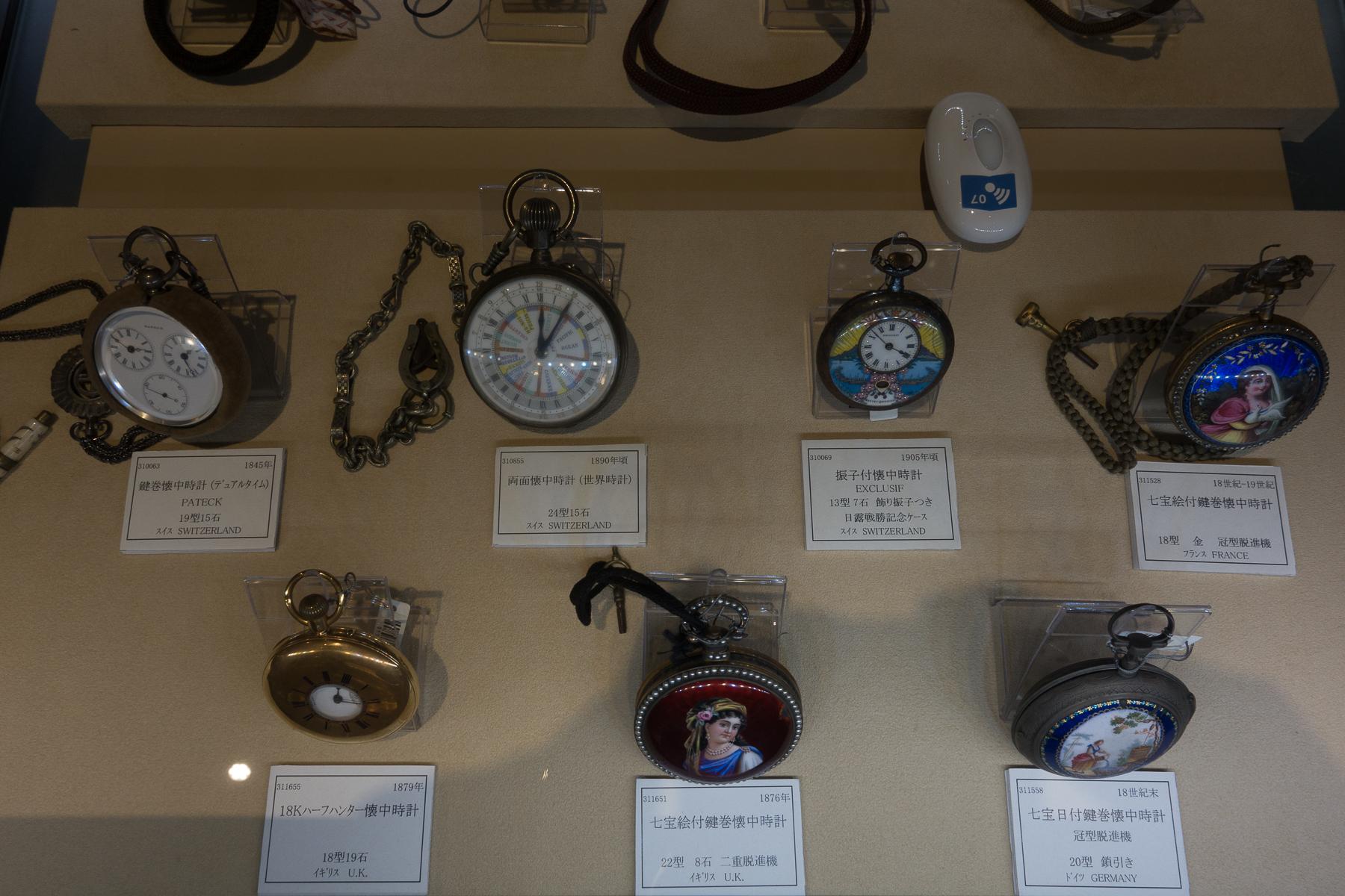 European Pocket Watches