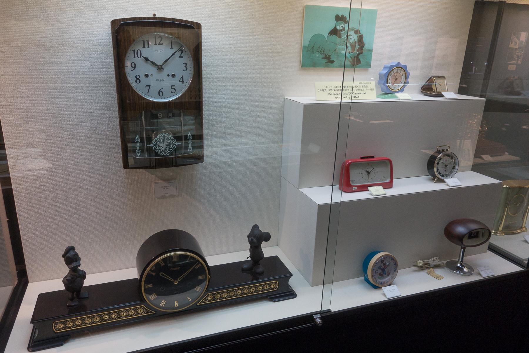 30 Day, Disney and Desk clocks