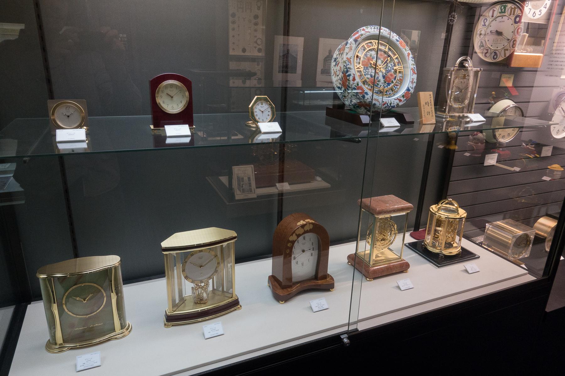 Desk / Table Clocks
