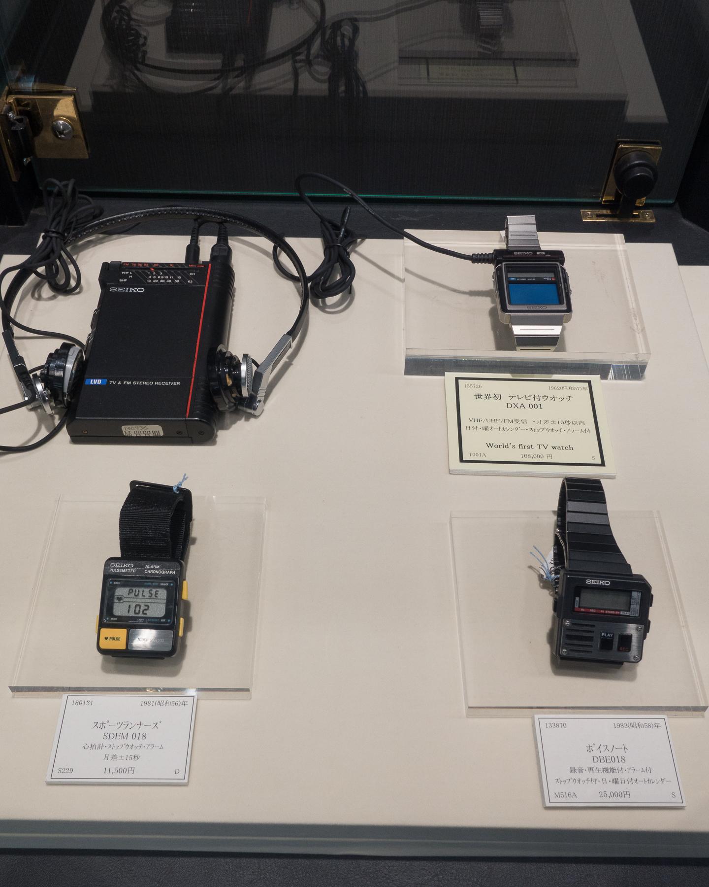 T001 TV, S229 Pulse Meter & M516 Audio Recorder