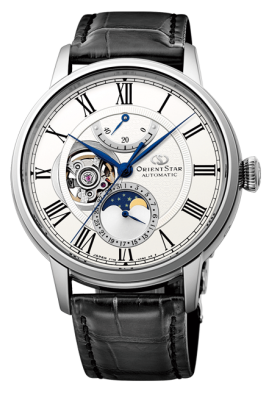 Orient Star Moon Phase RK-AM0001S
