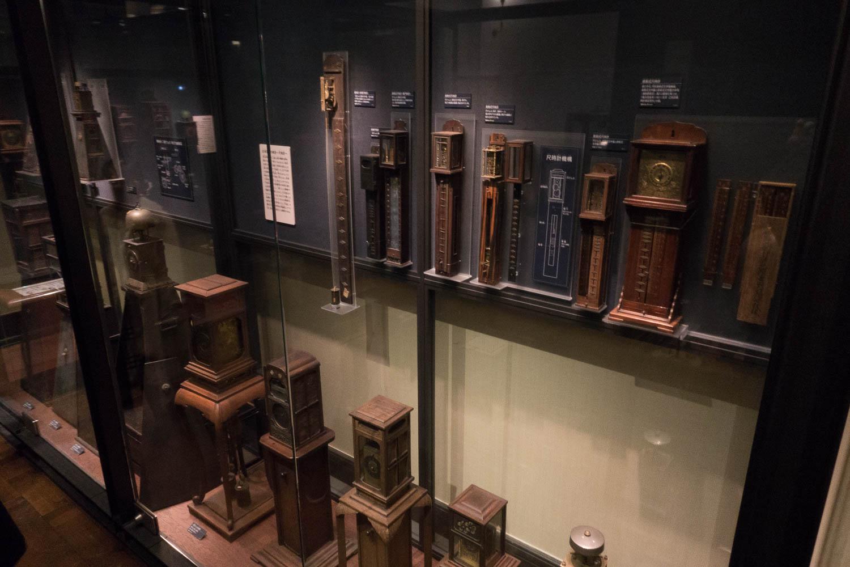 Traditional Japanese Clocks