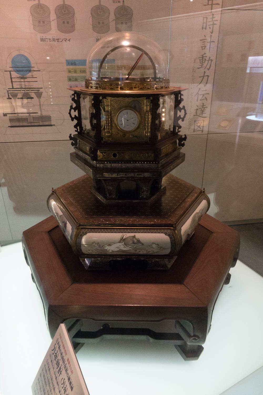 Myriad Year Clock