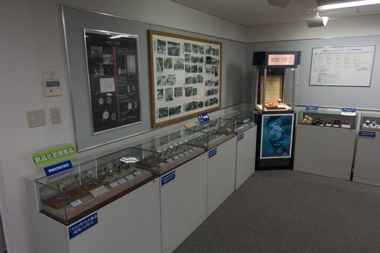 Epson Museum Exhibits
