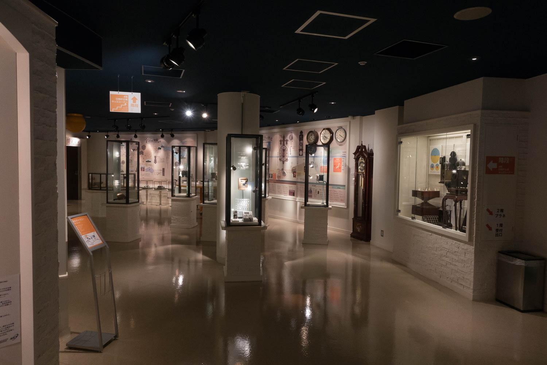 Timekeeping Exhibits