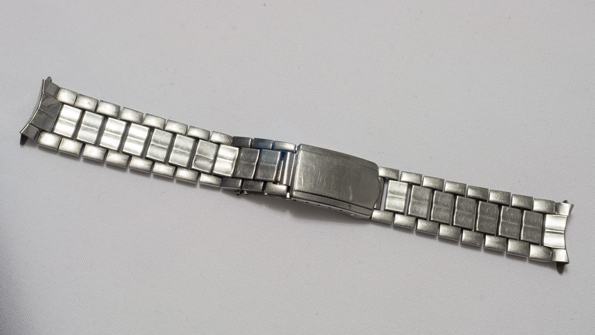 First Seiko Five Bracelet