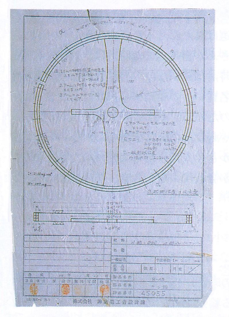 Balance Wheel Design
