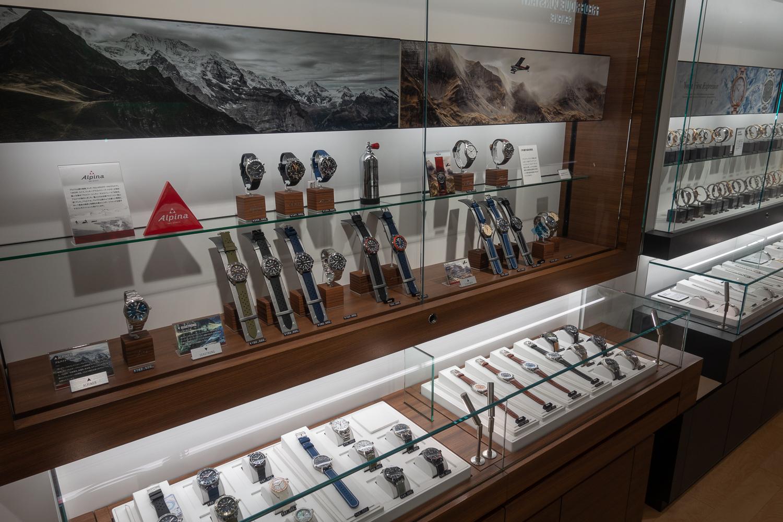 Alpina Display